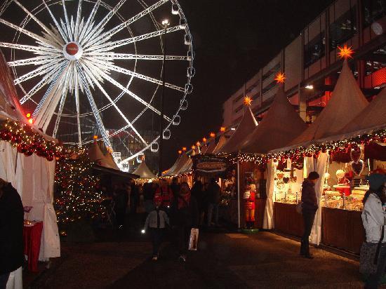 Basilea, Svizzera: Basel Xmas Markets