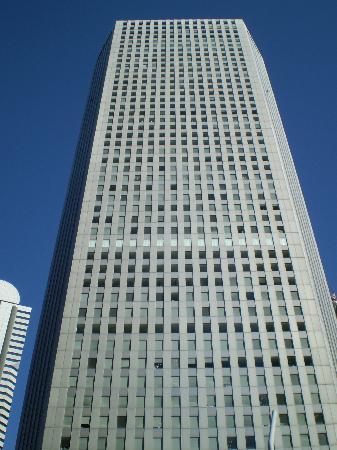 Shinjuku Sumitomo Building: 外観