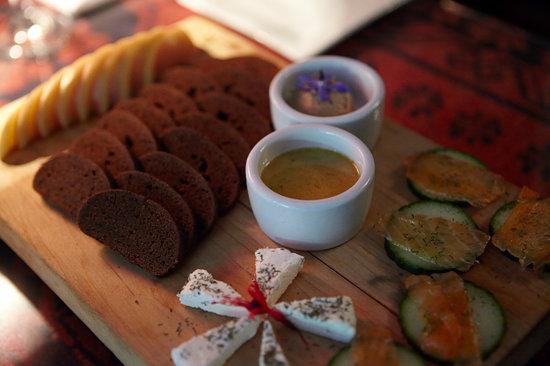 Larrupin Cafe: Larrupin' Appetizer Board