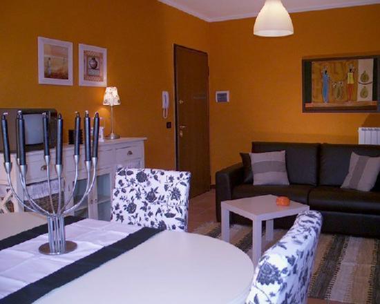 Parrano Green: Interno appartamenti