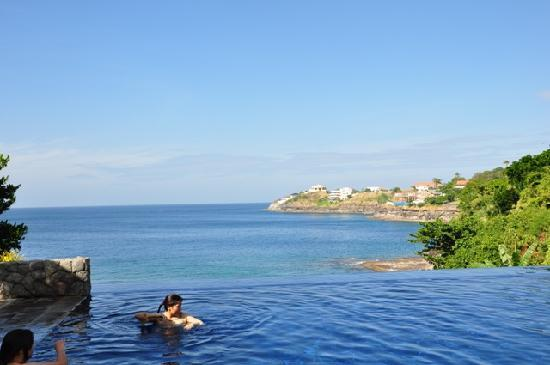 Club Punta Fuego: infinity pool