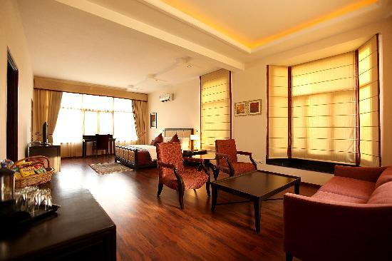 Faridabad, Indien: Designed for comfort