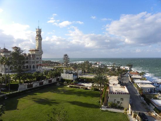 Helnan Palestine Hotel: vue de la chambre