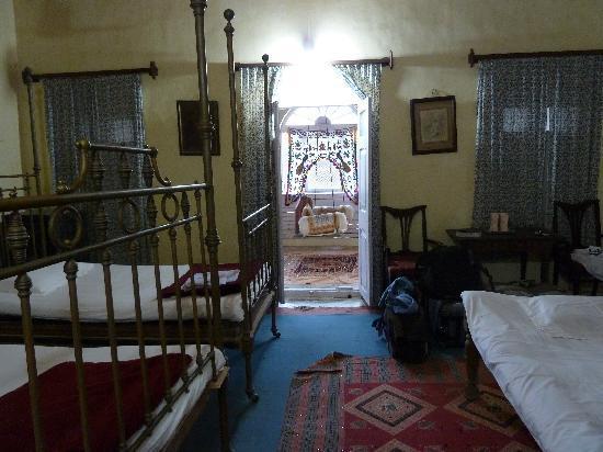 Palitana, India: interno della stanza