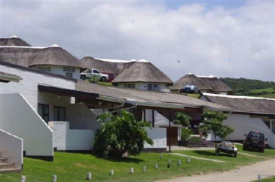 Coffee Bay, África do Sul: Chalets