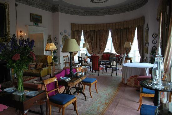 Glin Castle Sitting Room 2008