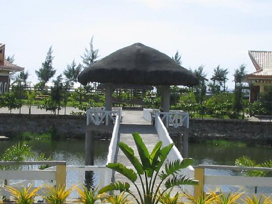 Punta de Uian Resort & Hotel: Balinese design