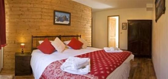 Chalet Shiraz : Bedroom 3