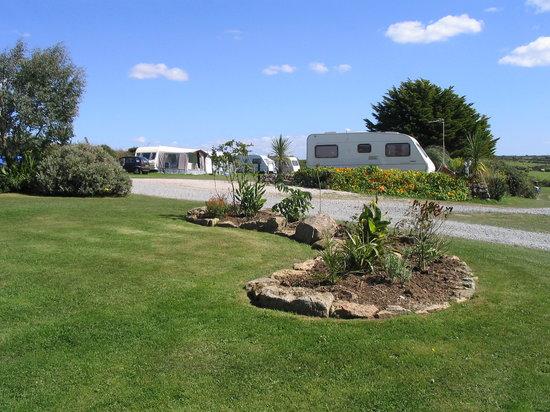 Lower Treave Caravan and Camping Park: Lower Treave Touring Camping and Caravans