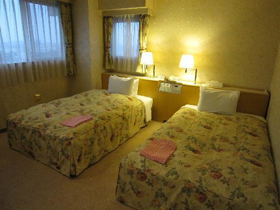 Yamanashi Grand Hotel: 504号室・デラックスツイン