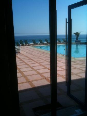 Fnideq, Marruecos: vue de rêve