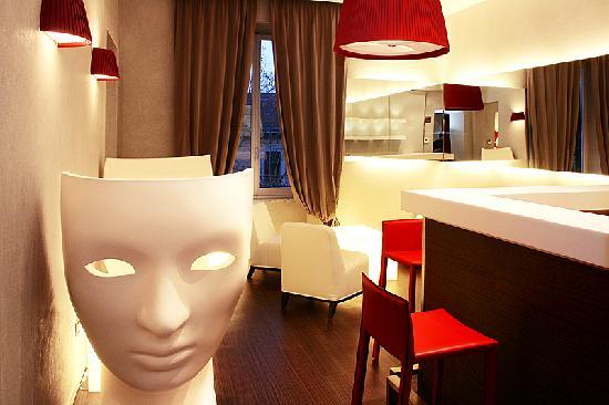 Fabio massimo design hotel rome italy reviews photos for Design hotel rom