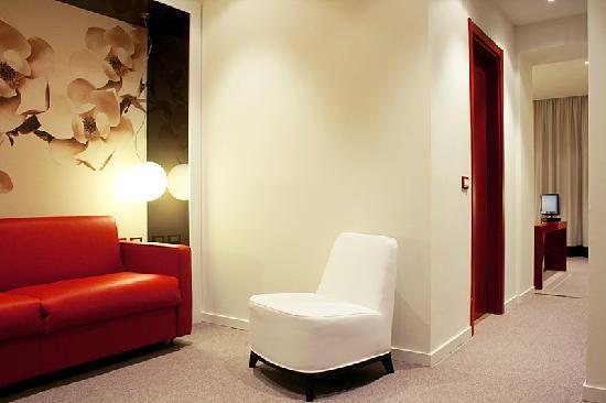 Fabio Massimo Design Hotel: Suite