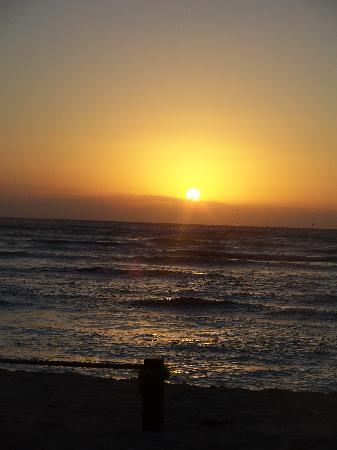 Grand Sunset Princess All Suites Resort: Beautiful sunrises every morning