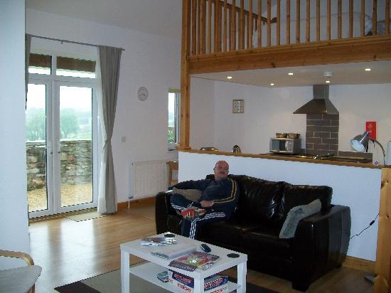 Symonds Yat Rock Lodge: nice big appartment