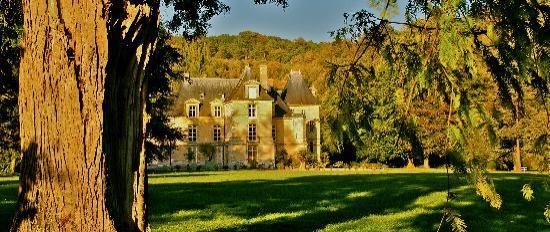 Acquigny, Francie: Chateau renaissance