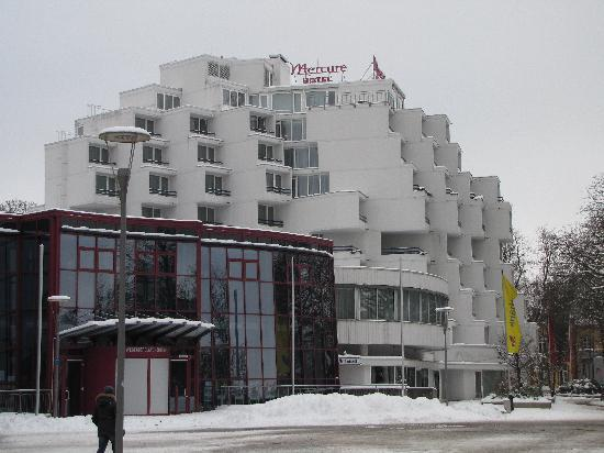Mercure Hotel Hameln: The Hotel Mercure