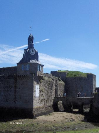 Concarneau, Frankrike: ville close