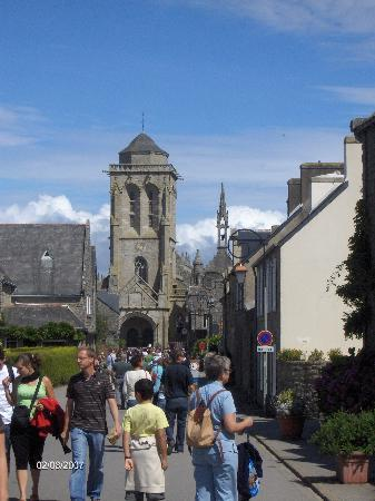 Concarneau, فرنسا: Locronan