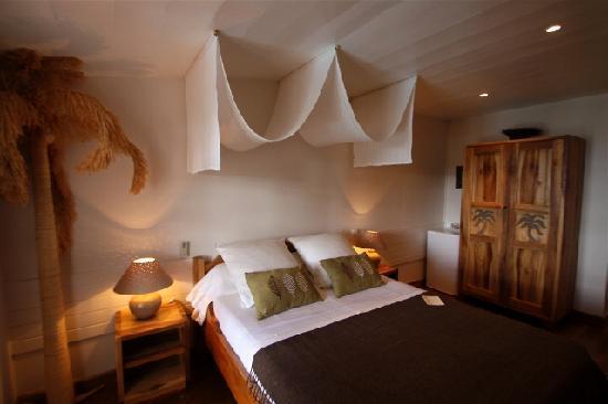 Ti Paradis: une de nos chambres d'hôte