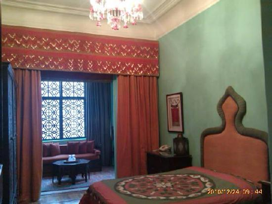 Talisman Hotel de Charme: suite room