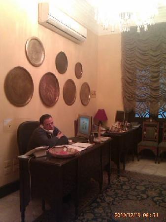 Talisman Hotel de Charme: reception