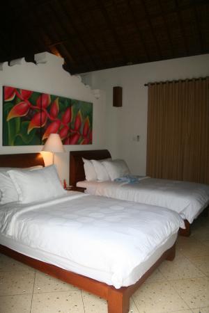 Kyriad Villa & Hotel Seminyak: bedroom