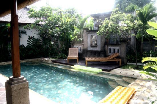 Kyriad Villa & Hotel Seminyak: Pool