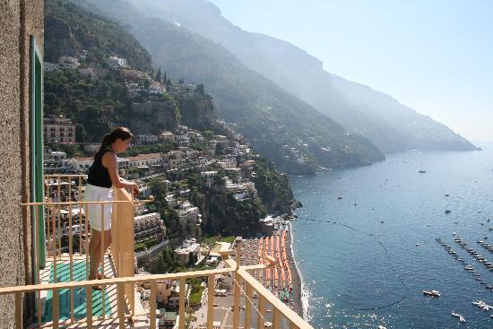 Villa Nettuno: great view