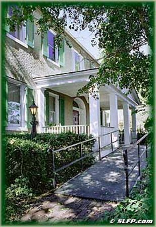 Bissell Mansion Restaurant & Murder Mystery Dinner Theatre