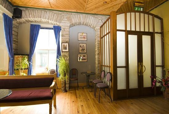 Byrnes Restaurant and Accommodation: restaurant