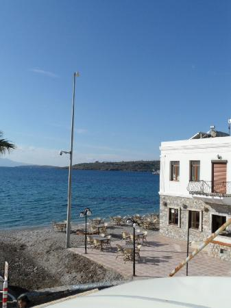 Artemis Pansiyon: pic from our room