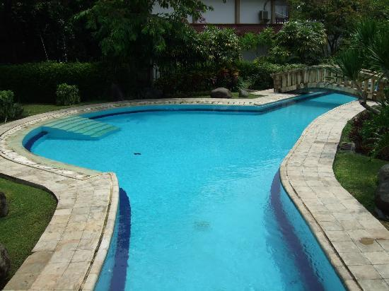 The Graha Cakra Bali Hotel: Long pool