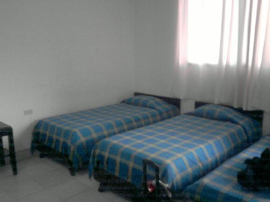 Park Hotel: La habitación