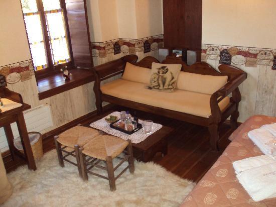 Guesthouse Kazakos : camera