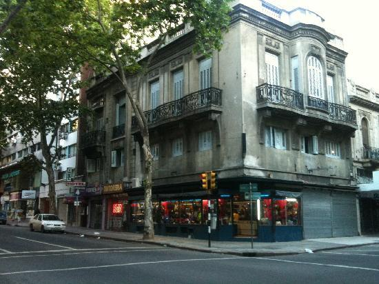 Hotel Ideal - streetview