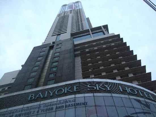 Baiyoke Sky Hotel: The hotel