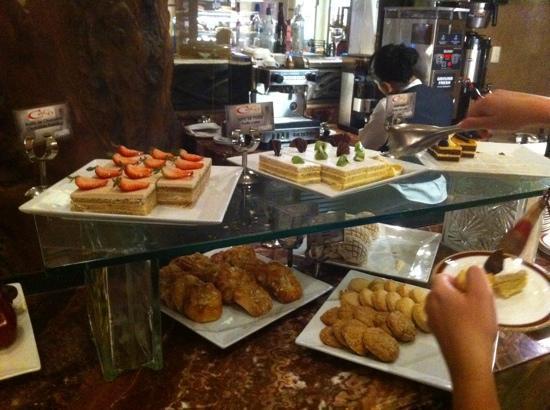 Secrets Maroma Beach Riviera Cancun: cafe snacks