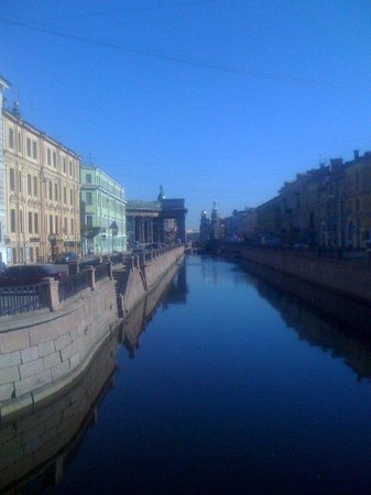 Insider Tour: Canal , St Petersburg