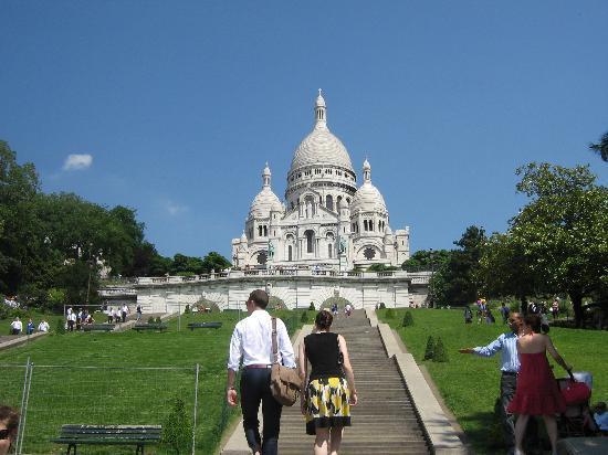 Paris, Frankrig: Montmartre