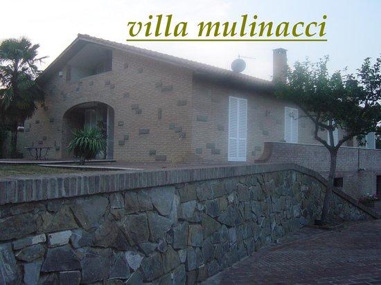 Villa Mulinacci : Veduta Villa