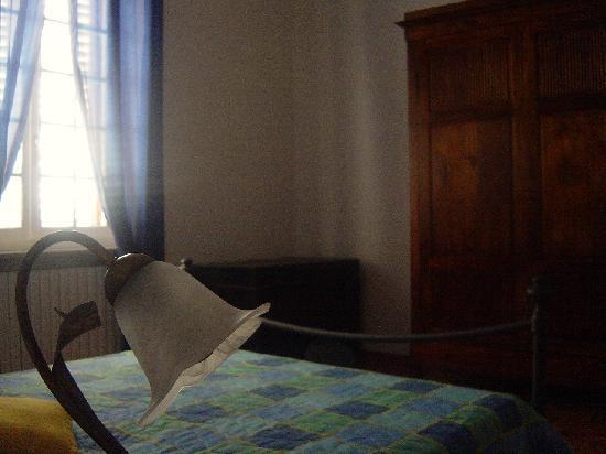 Villa Mulinacci : Stanza matrimoniale 1