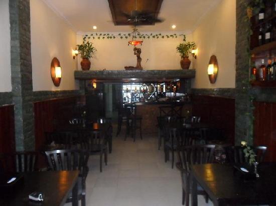 C'est Wat Guesthouse: Restaurant