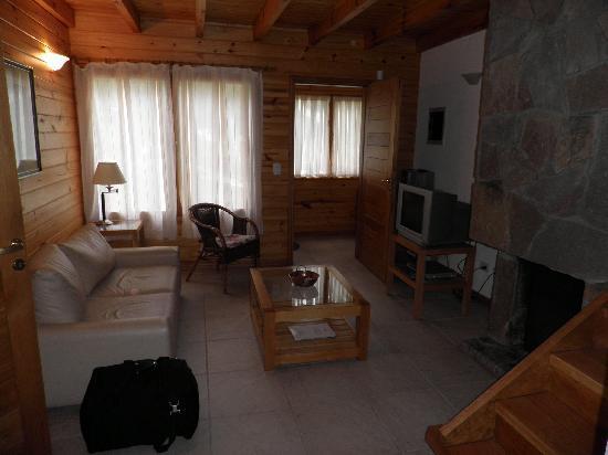 Apart Hotel Los Abedules: Living