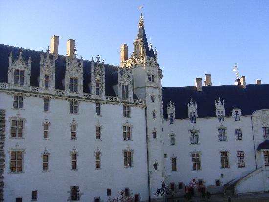 Nantes, France : Château de la duchesse Anne