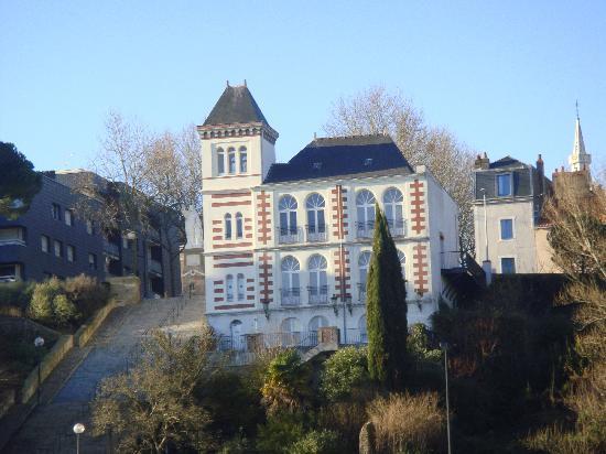 Nantes, França: Maison de Jules Verne