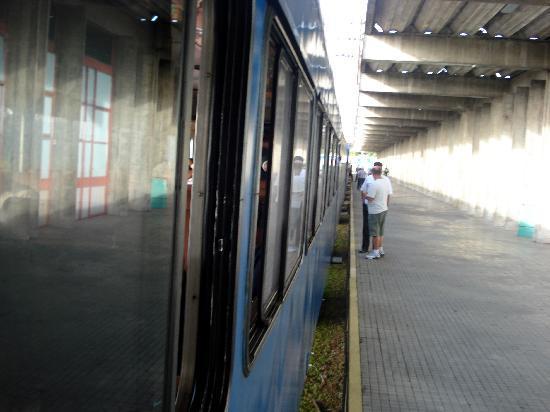 Serra Verde Express: rodoviaria