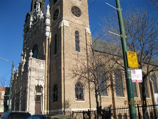 St. Stanislaus Kostka Church