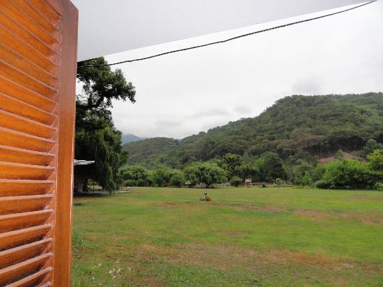 Yala, Argentina: Vista desde la habitación