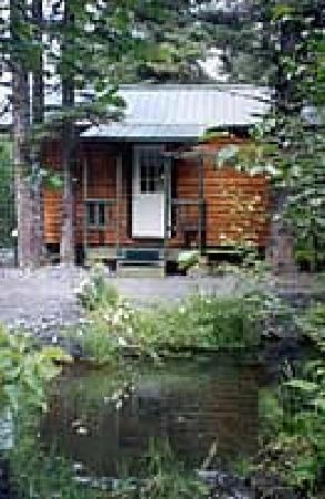 Salmon Bake Cabins: Cabin #2